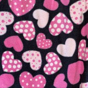 Bottoms - Girls Heart Pajama Pants